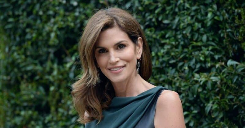 Cindy Crawford is still one of the most sought-after models in the world