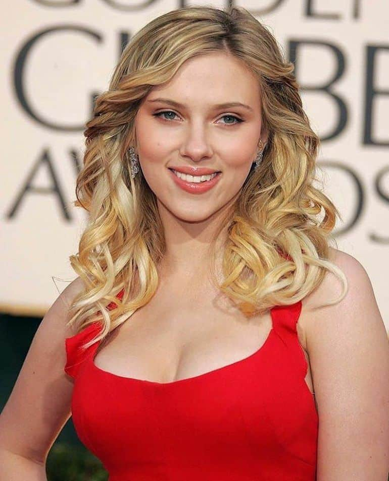 Scarlett is the standard of beauty in Hollywood