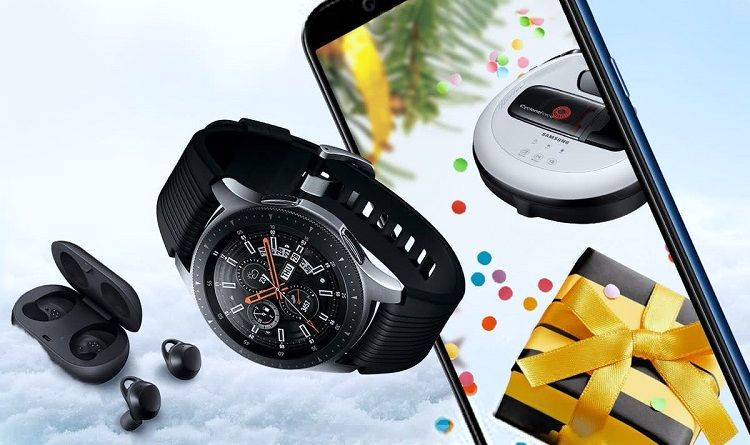 Electronic gadgets for the new year
